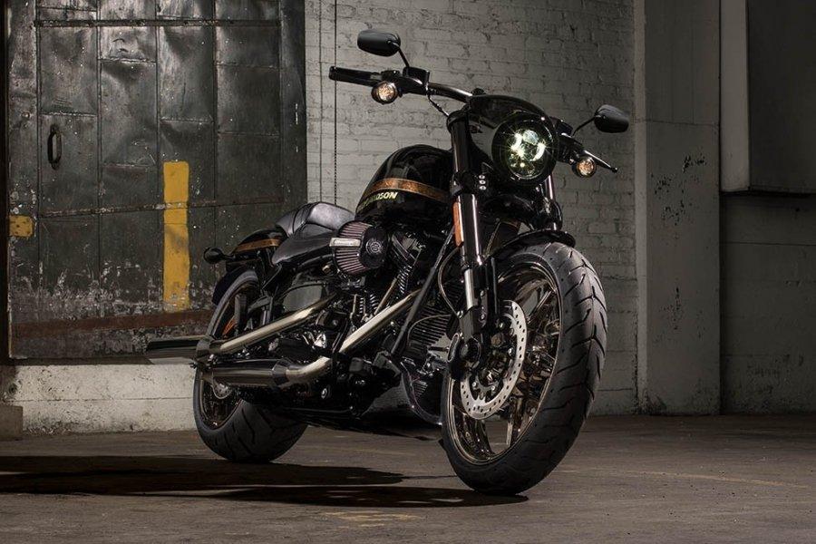 Harley-Davidson CVO Pro Street Breakout 2016