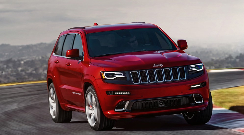 Jeep Grand Cherokee SRT Trackhawk
