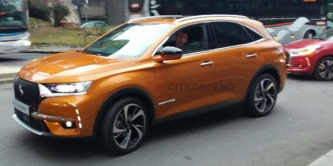 DS 7/DS 7 Crossback