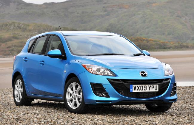 Mazda2 третьего поколения