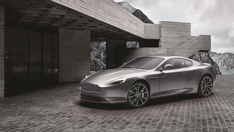DB9 GT Bond Edition