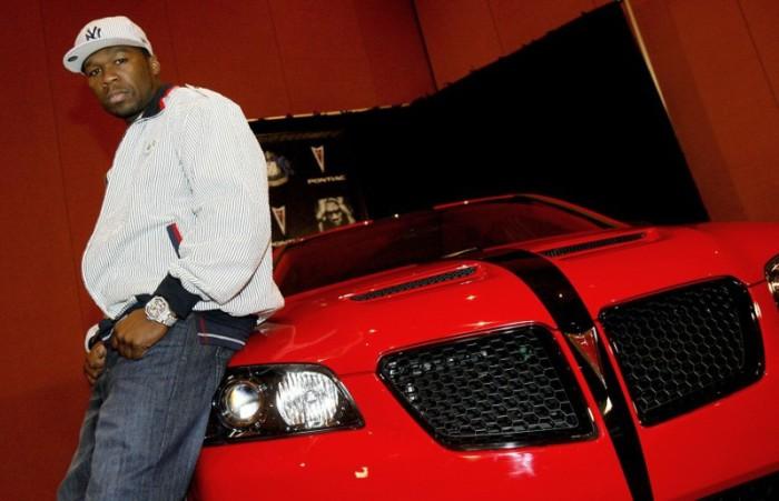 авто рэпера 50 Cent