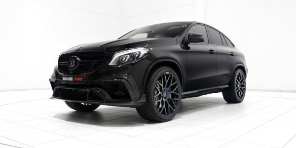 Mercedes-Benz GLE 700 Coupe