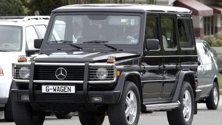 Mercedes-Benz G-класса