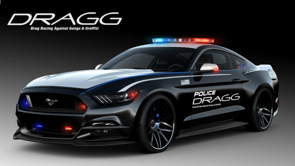 Police DRAGG
